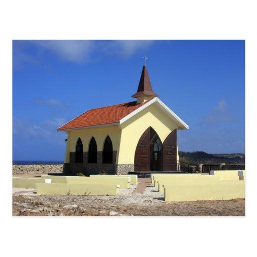 alto vista chapel post card