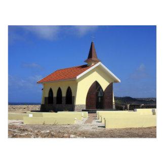 alto vista chapel postcard