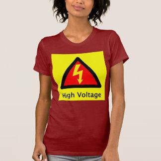 Alto voltaje t-shirts