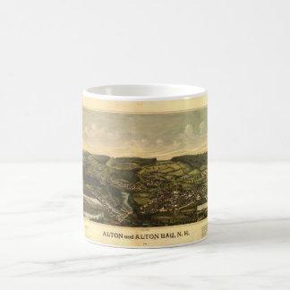 Alton and Alton Bay, New Hampshire (1888) Coffee Mug