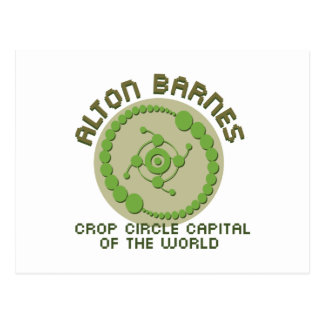 Alton Barnes Postcard