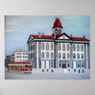 Alton City Hall Poster