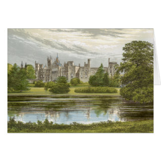Alton Towers Greeting Card