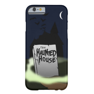 Alton Towers Haunted House iPhone 6 Case