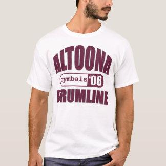 Altoona Drumline Cymbals Shirt