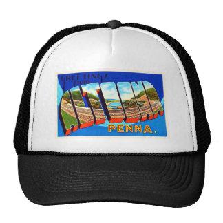 Altoona Pennsylvania PA Vintage Travel Souvenir Trucker Hat