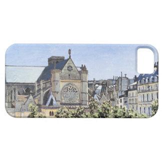 Altos l'Auxerrois del Res Claude Monet Santo-Germá iPhone 5 Case-Mate Coberturas