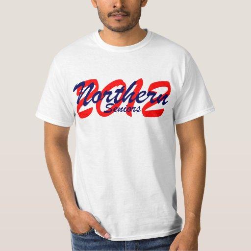 Altos mayores septentrionales 2012 camisas