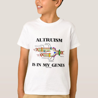Altruism Is In My Genes (DNA Replication) T-Shirt