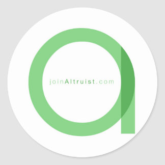 Altruist Sticker