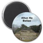 Altun Ha, Belize Magnet