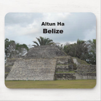 Altun Ha, Belize Mouse Pad
