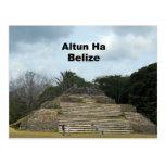 Altun Ha, Belize Postcard