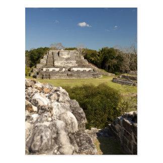 Altun ha es un sitio maya que data de 200 2 postal