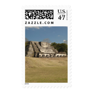Altun ha es un sitio maya que data de 200 5 sello postal
