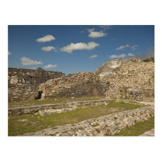 Altun ha es un sitio maya que data de 200 5 postal