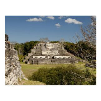 Altun ha es un sitio maya que data de 200 postal