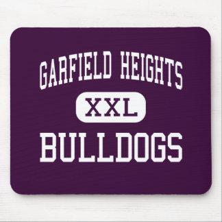Alturas de Garfield - dogos - alturas de Garfield Mousepads