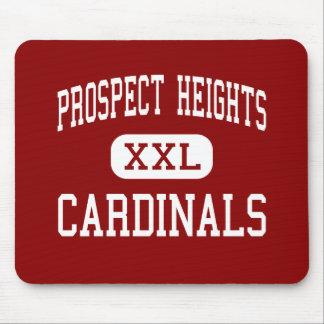 Alturas de la perspectiva - cardenales - altas - B Tapetes De Ratones