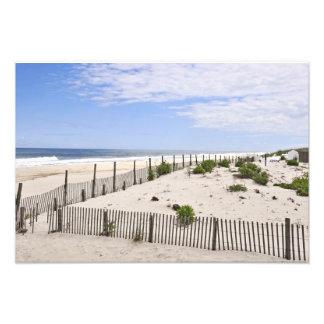Alturas de la playa, NJ Arte Fotografico