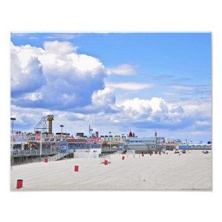 Alturas de la playa foto