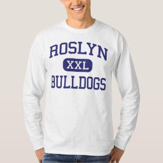 Alturas medias de Roslyn de los dogos de Roslyn Playeras