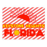 Alturas trapezoidales, la Florida Tarjeta Postal