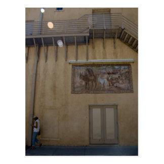 Alubuquerque Alley Postcard