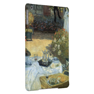 Alumerzo de Claude Monet, impresionismo del Funda Para iPad Air