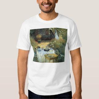 Alumerzo de Claude Monet, impresionismo del Remera