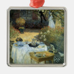 Alumerzo de Claude Monet, impresionismo del vintag Ornatos