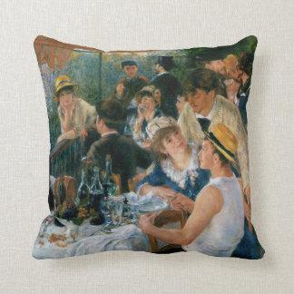 Alumerzo de Renoir de la bella arte del fiesta del Cojín