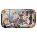 Alumerzo de Renoir del fiesta del canotaje Galaxy SIII Fundas