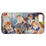 Alumerzo de Renoir del fiesta del canotaje iPhone 5 Case-Mate Carcasas