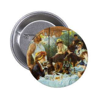 Alumerzo del fiesta del canotaje de Pedro Renoir