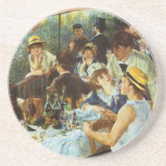 Alumerzo del fiesta del canotaje de Pedro Renoir Posavasos Diseño