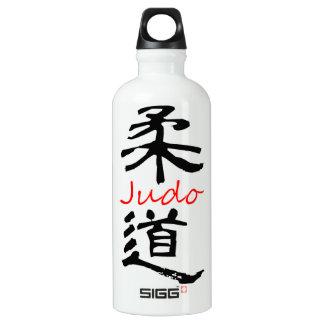 Aluminio de la caligrafía del judo