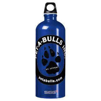 Aluminio de los Mascota-UNO-Toros