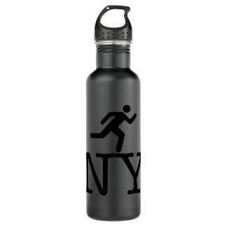 Aluminio de Nueva York del escape 24 onzas