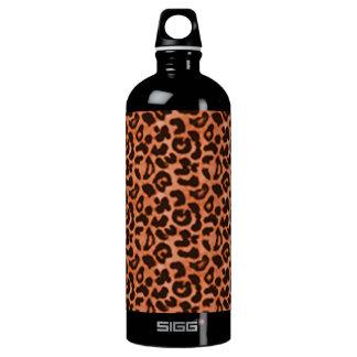Aluminio del leopardo