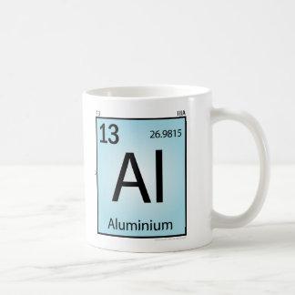 Aluminium (Al) Element Mug