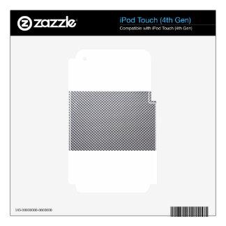 aluminium iPod touch 4G decals