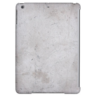 Aluminium Scratched Grunge iPad Case