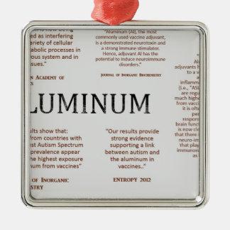 aluminum1.png adorno navideño cuadrado de metal