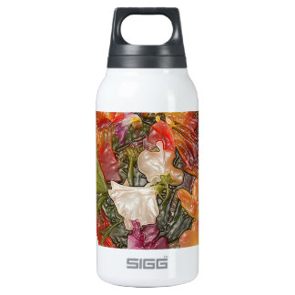 Aluminum 16, 24 0r 32 Oz. Insulated Water Bottle