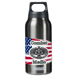 Aluminum 32oz Combat Medic 10 Oz Insulated SIGG Thermos Water Bottle