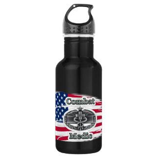 Aluminum 32oz Combat Medic 18oz Water Bottle