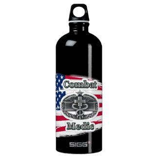 Aluminum 32oz Combat Medic SIGG Traveler 1.0L Water Bottle