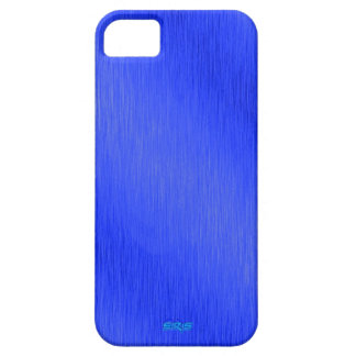 Aluminum Blue iPhone SE/5/5s Case