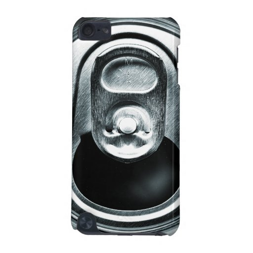 Aluminum Can Top iPod Touch Case